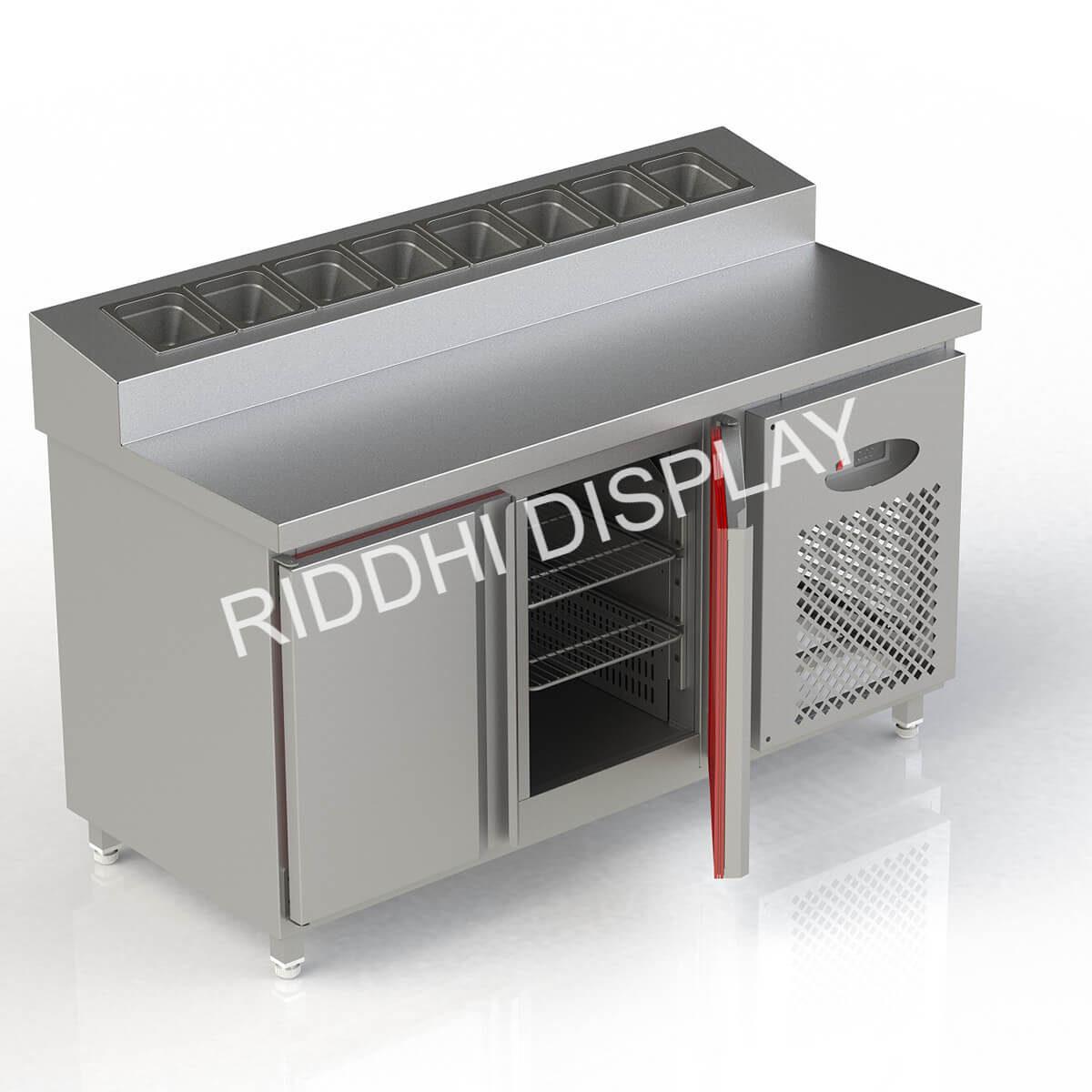 commercial undercounter refrigeration equipment