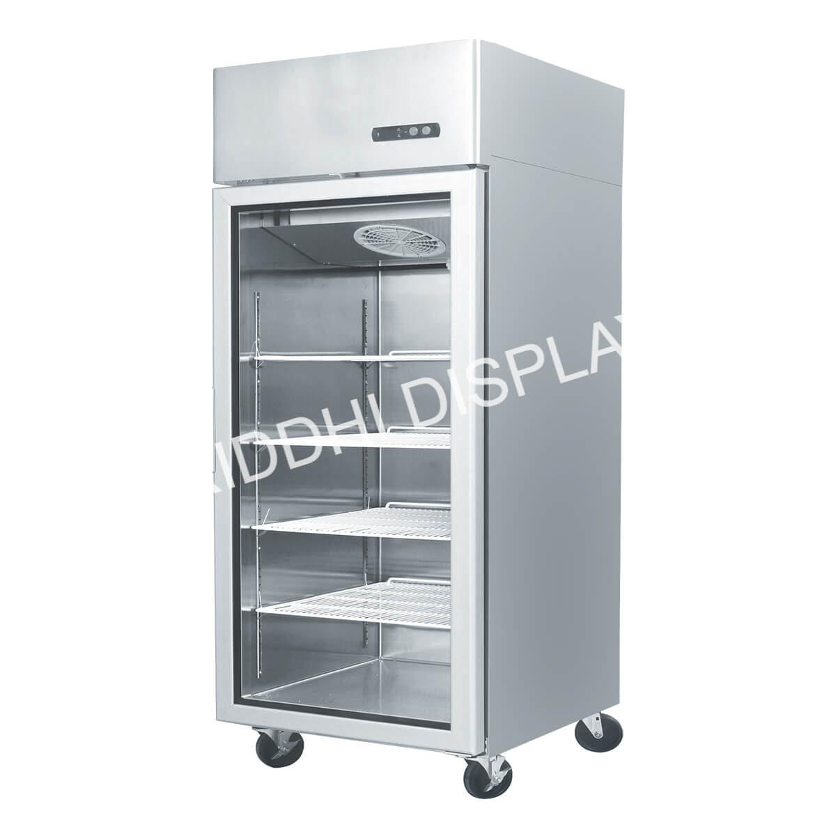commercial refrigerator glass door